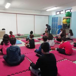 Projeto Yoga e Ayurveda nas Escolas – ALMADA